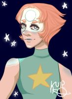 Pearl by kuiperdraws