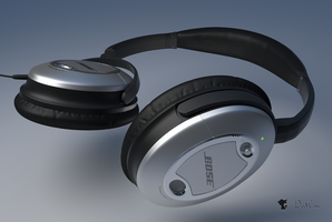 Bose Headphones by TheDuckCow