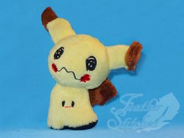 Mimikyu Plush (link to shiny in the description)