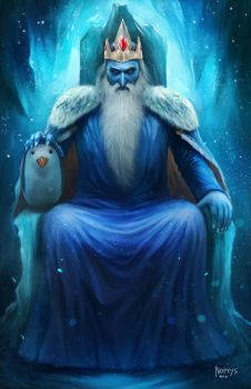 Ice King by NOPEYS