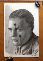 Boardwalk Empire : jimmy Darmody by AtomiccircuS