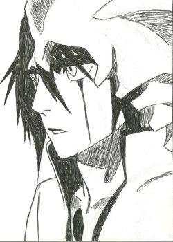 Ulquiorra by 070809xdr