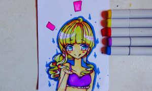 limona let go to be pool!! by MANDI-CHAN55