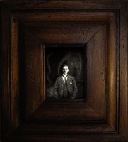 H. P. Lovecraft by Mutinate