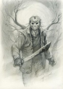 Jason - Happy Friday the 13th by BrittMartin