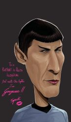 Spock by Entropician