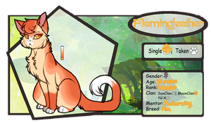 POF|Application|Flamingfeather by DevilsRealm