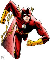 Wally West by MacAddict17