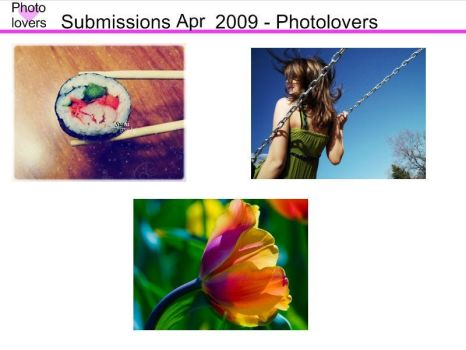 May Submissions by PhotoLovers