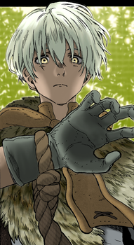 To You, the Immortal Chapter 3 p4 panel color by theothersophie