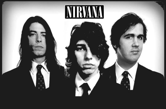 Nirvana With The Lights Out 2012 by biel12
