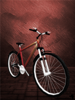 Bicycle [XPS] by LexaKiness