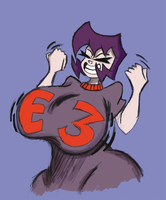 She's Pumped! by gooeyblob