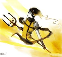 Black and Yellow by Shomia
