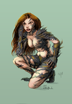 Witchblade by Spacesam