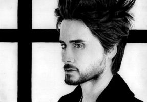.Jared Leto. by Jagtru