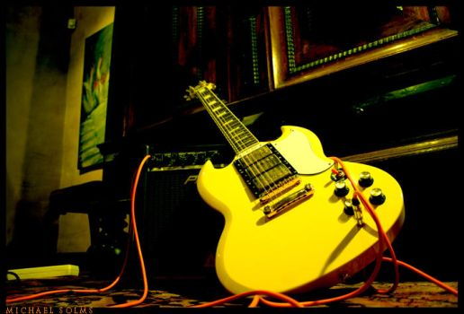 Distortion Guitar. by DokerBrant