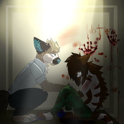 I was wrong (w/ speedpaint) by RomKom