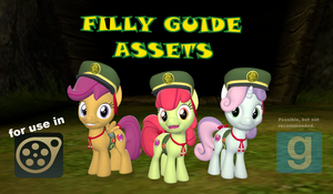 Filly Guide Assets [DL] by Pika-Robo