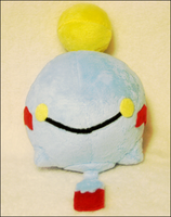 Chimecho Pokedoll by drill-tail