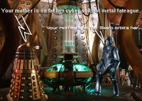 Dr Who Out Takes I by marcony