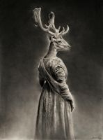 Stag Queen by JonoDry