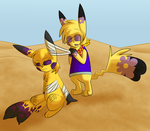 Collab: First Aid Assisstance [Late] by Zeldeon