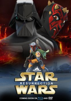Star Wars Resurrection by BlueprintPredator
