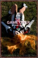 Game Over by CosplayMeuw