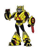 Animated WfC Bumblebee by AleximusPrime