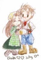 Curried Favor - Harvest Moon by Gabi-hime