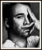 Jeremy Piven - Entourage by Doctor-Pencil