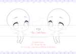 P2U Mini Chibi Base by Valyriana