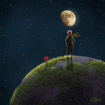 The Little Prince by maril1