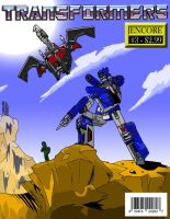 Soundwave Cover with Logos by RepairBay