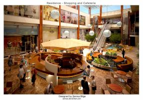R2-Shopping and Cafeteria 3 by Semsa