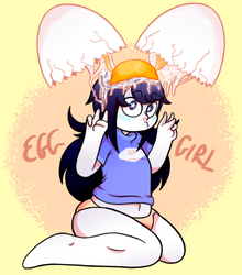 egg by cyclopsette
