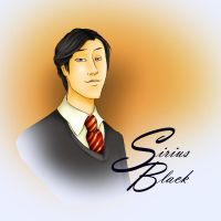 Sirius Black by shyangell