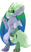 Art Trade: space-spider by OliveCow