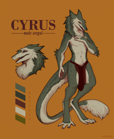 Cyrus' reference by neonhorns