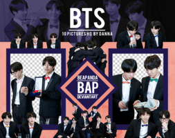 Pack Png 1168 // BTS (Run Ep 49) by BEAPANDA
