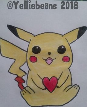 I CHOOSE YOU To Be My Valentine! by Yelliebeans