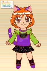 Pumpkin Patch Mystery Adopt 8 Revealed: Salem by Magical-Mama