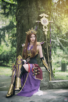 Wizard Cosplay by Arshania