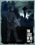 The Last of Us Part II - Seattle by Amanda-Lara1996