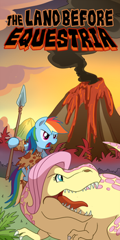 the land before equestria by CSImadmax