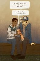 Nate and Russell by SnuffyMcSnuff
