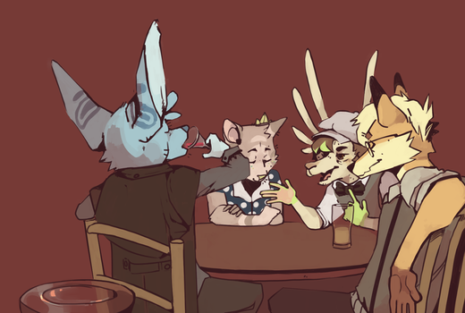 Bar gift by shayxy