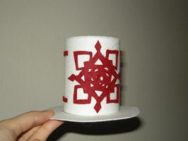 Vampire Knight tophat by TyurruL