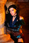 Yennefer - The Witcher Cosplay by Yukilefay